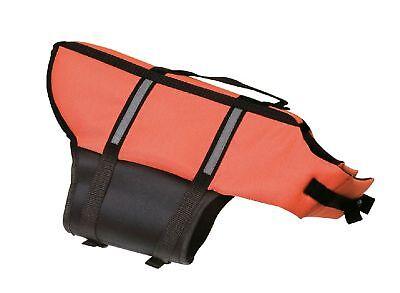 Schwimmweste für Hunde Sicherheitsweste Rettungsweste mit Tragehilfe
