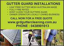 Leaf Guard / Bird Proofing / Fire Protection Merewether Heights Newcastle Area Preview