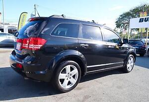 ** 2010 DODGE JOURNEY + 7 SEATER + LEATHER ** $0 DEPOSIT FINANCE Woodridge Logan Area Preview