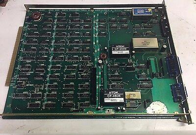 Okuma Opus 5000 SERVO PROCESSOR TIMING BOARD, E4809-032-496-E, USED, WARRANTY
