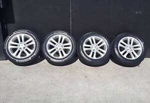 NEW GENUINE 17 inch Wheels and Tyre to suit Qashqai and Dualis Preston Darebin Area Preview