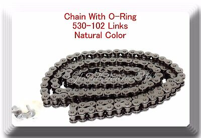 NICHE 520 Drive Chain 94 Links O-Ring With Connecting Master Link for Motorcycle ATV Dirt Bike
