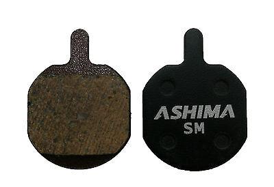 Pastillas ASHIMA para Bicicleta con Frenos de Disco GX-2 MX-2 MX-3 y...