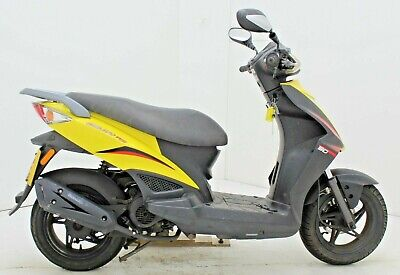2015 KYMCO AGILITY RS 50 DAMAGED SPARES OR REPAIR ***NO RESERVE*** (24898)