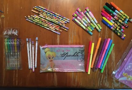 Tinkerbell Stationary