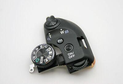 Nikon B700 Digital Camera Top Cover Mode Dial Shutter Button Replacement Part