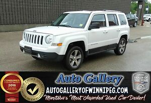 2016 Jeep Patriot High Alt 4x4 *Lthr