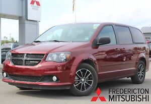 2017 Dodge Grand Caravan SXT BLACKTOP | DVD | STO & GO