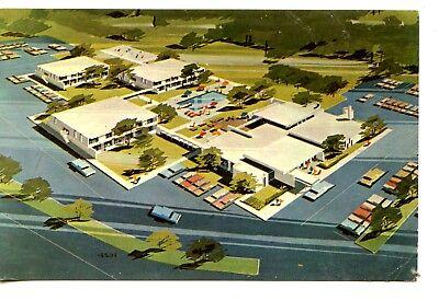สำหรับขาย Fenway North Motor Hotel-Revere-Massachusetts-Vintage Advertising Postcard