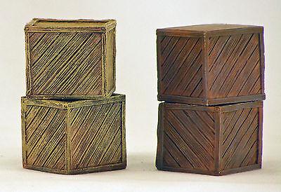 American Diorama G Scale Scenery - Crates 1:24