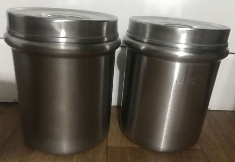 Crusader Ware Canisters 6""