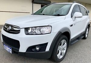 2012 Holden Captiva 7 LX Series II T/Diesel Auto * 12 Month Warranty O'Connor Fremantle Area Preview