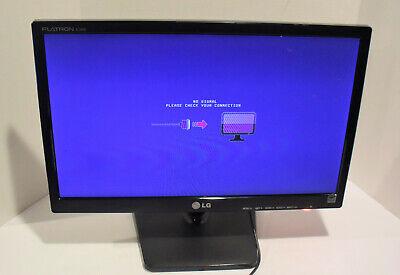 LG Flatron E1942s-BN LED Backlight Commercial LCD Monitor 18.5'' Commercial Lcd Monitor