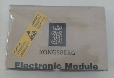 Kongsberg Kmc-3a Circuit Board