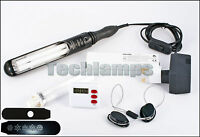 Lampada Mano 9w Uvb Per Psoriasi, Vitiligine, Acne, Philips 9w/01/2p +tester Med - philips - ebay.it