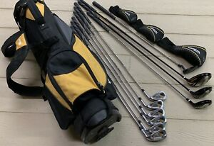 Men's Right Hand Wilson Ultra Golf Club Set w/ golf balls