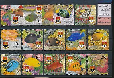 LO14154 Kiribati 2002 fish coral sealife fine lot MNH cv 50 EUR