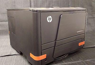 HP LASERJET PRO 400 M401N CZ195A, LOW PAGE COUNT DEALER RETURNS