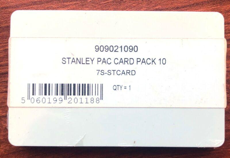 Stanley PAC Printable Proximity Card 153KHz 7S-STCARD 909021090 K2011B w/logo
