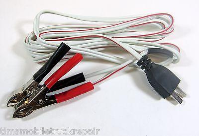 Honda Generator 32660-894-bcx12 Eu1000i Eu2000i Eu3000i 10ft Dc Charging Cable