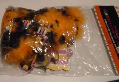Dept 56 Glitterville Halloween Garland Still in Package