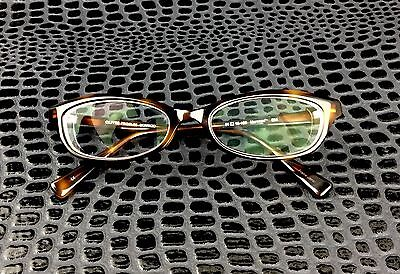 Oliver Peoples Marceau DM Tortoise Shell Cats Eye Frames Japan 51-18 138