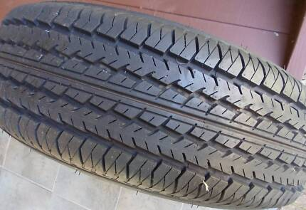 NEW TYRE P255/75R15 -102T, on 4WD TJM Mag, Toyota Nissan Colerado Tea Tree Gully Tea Tree Gully Area Preview