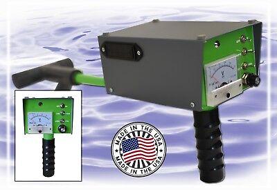 Analog Locator Sewer Video Pipe Drain Inspection Camera Sonde Locator Usa Made