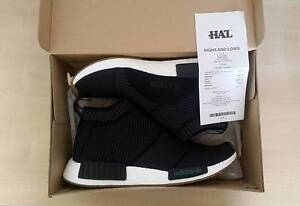 Adidas NMD_CS1 Gum BLACK US 9.5 | Looking for US 9 Stirling Stirling Area Preview