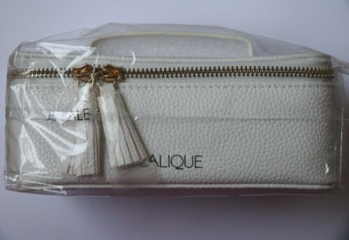 Singapore Airlines Lalique First Class White Amenity Kit Female Sealed New