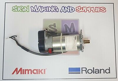 Genuine Roland Soljet Pro Ii Sc545-ex Assy Feed Motor - 7811509000