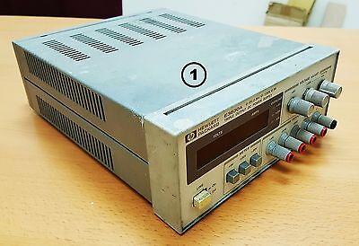 Hp E3630a Power Supply