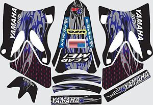 2000-2002 Yamaha YZ250f YZ426f YZF 250 426 Graphics Decal Stickers shroud fender