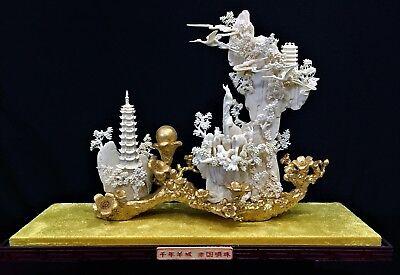 Knochen Von Der Ziege (25.4cm Bovine Knochen der Stadt von Canton Ziege Stadt Guangzhou 0909a1)