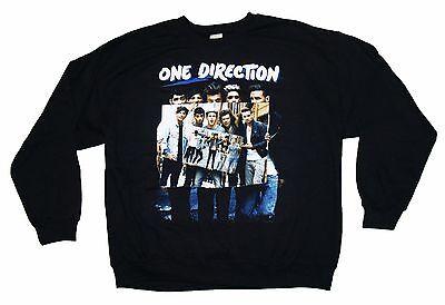 One Direction   Picture Logo   Sweatshirt T Shirt S M L Xl 2Xl 3Xl New Official