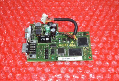 Refu Pb2184302 Sp02 Pcb Board 0021844/00