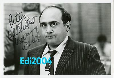 Danny Devito Vintage Original Photo 1970S Autograph Signed Funny Actor