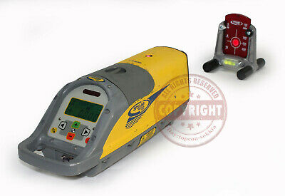 Spectra Precision Dg511 Pipe Laser Level Dialgradetrimbletopconagltransit