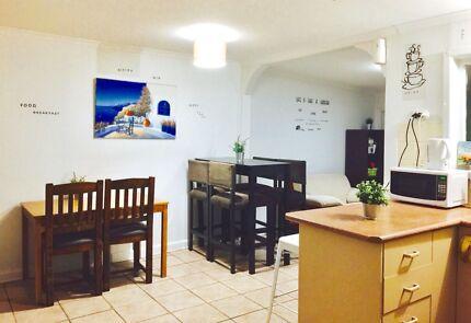 Inner CBD Renovated share room $115/w bills included FREE WIFI