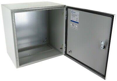 Yuco Yc-16x16x12-ul Electrical Box Ip66 Nema 4 Enclosure Gland Screw Plate
