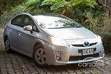 2011 Toyota Prius Hatchback Greenhill Adelaide Hills Preview