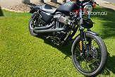 2013 iron 883 harley davidson Buderim Maroochydore Area Preview