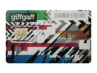 giffgaff free sim with £5 included