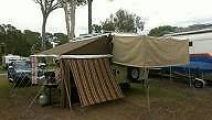 1986 Jayco Crestmead Logan Area Preview