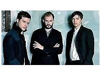 White Lies Tickets x4 September 30 Manchester - British Sound Project