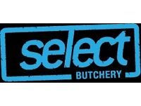 Night and Day Butchers/Packers Wanted for Leading Meat Catering Supplier - Select Meat & Poultry