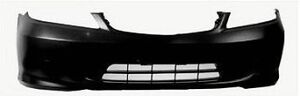 NEW PAINTED 2004-2005 HONDA CIVIC FRONT BUMPER +FREE SHIPPING