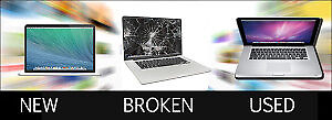 WE BUY NEW AND USED LAPTOP & MACBOOK