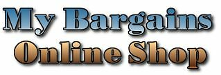 My Bargains Online shop