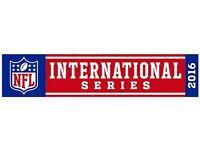 2 Tickets to NFL International Series on Sunday 30th October 2016 - Dyamond Hospitality